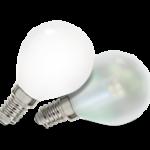 LAMPADA LED E14 PICCOLA SFERA