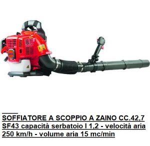 SOFFIATORE EXCEL SF 43